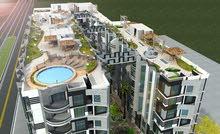 شقة 90م ثالث صف للبحر بأميز كمبوند بمطروح بمقدم 20% فقط وتقسيط حتى 60 شهر