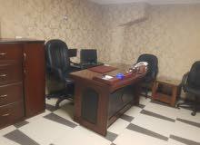 فرصه لرجال الأعمال والمستثمرين مكتب راقي جدا ومجهز أعلى مستوى للبيع جليم