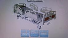 اسره طبيه كهربائيه للبيع واجهزة الأكسجين والاكسميتر