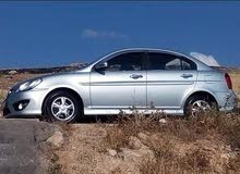 For sale 2010 Silver Verna