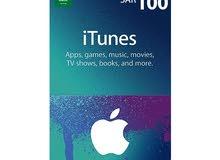 iTunes card
