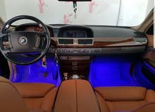 Used BMW 745 in Amman