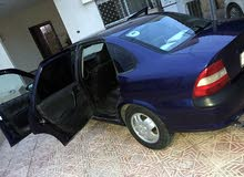 Blue Opel Vectra 1997 for sale