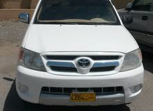 White Toyota Hilux 2007 for sale