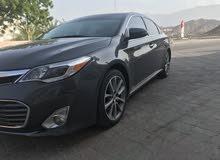 For sale 2014 Grey Avalon