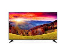 "LG LED Smart TV FHD 49""49LJ550V Black"