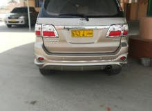 20,000 - 29,999 km Toyota Fortuner 2011 for sale