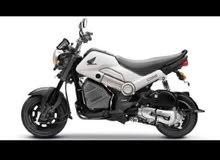 Buy a New Honda motorbike made in 2008