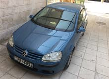 Used condition Volkswagen Golf 2007 with +200,000 km mileage