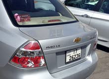 Grey Chevrolet Aveo 2011 for sale