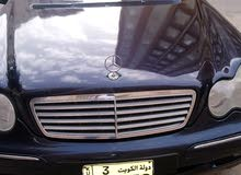 Mercedes Benz C 240 car for sale 2001 in Kuwait City city