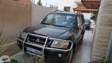 Used Mitsubishi Pajero for sale in Irbid
