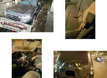 ميتسوبيشى باجيرو 2016 للايجار بسائق او بدون سائق