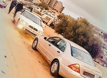 مرسيدس c200 كمبرسير بنز بحالة جيدة للبيع