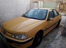 New Peugeot 604 in Baghdad