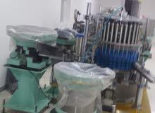 للبيع معدات انتاج ادوية