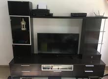 مكتبة تلفزيون وأجهزة الميديا وكتب -صفاة هوم - TV & MEDIA FURNITURE- Safat Home