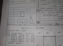 أرض عدونب مربع ب ثاني صفه من شارع صلالة