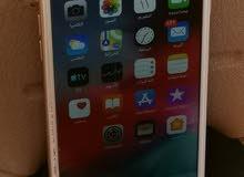 ايفون 7 بلس وردي ذهبي بالفيس تايم