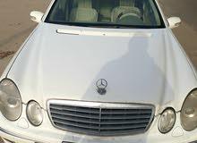 Mercedes Benz E 240 car for sale 2003 in Al Ahmadi city