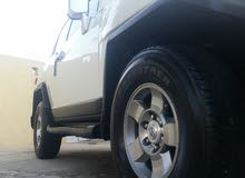 White Toyota FJ Cruiser 2008 for sale