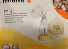 medela swing breast feeding bump used once