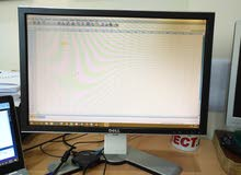 "Dell 22"" wide monitor as new"