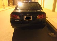 Kia Optima Used in Benghazi