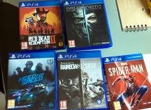 ps4 games to trade for other ps4 games