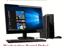 Workstation for Rentals Dubai  Computer Workstation Lease in Dubai