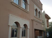 فيلا للايجار في المعمورة قريبة من دار السلام مول 6غرفة صالة كبيرة 2مطبخ 7حمام مل