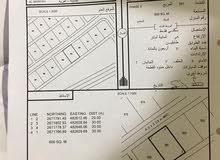 للبيع ارض في ولاية صحم سلطنة عمان