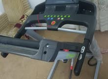 جهاز ركض و مشي كهربائي (treadmill)
