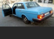 Manual Blue Volvo 1983 for sale