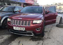 Used condition Jeep Grand Cherokee 2014 with 60,000 - 69,999 km mileage