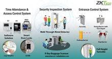 كاميرات مراقبة وانظمة امنية