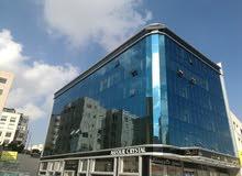 تملك  مكاتب و عيادات و محلات  بالاقساط في شارع وصفي التل