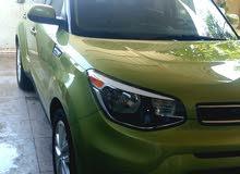 Gasoline Fuel/Power   Kia Soal 2017