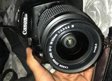 كاميرا كانون فقط 1000ريال