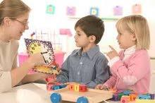 أخصائي تخاطب وتنمية مهارات
