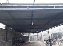 مظلاة زينقوللبيع 630×18 متر