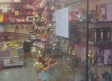 محل العاب وهدايا للبيع في حي الجامعة
