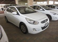 Automatic Hyundai 2015 for sale - Used - Jeddah city
