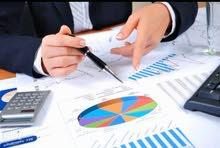 إعداد تقارير ضريبه القيمه المضافه - أصدار شهاده الزكاه والدخل - أصدار ميزانيات للشركات والمؤسسات