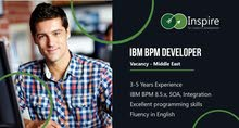 IBM BPM Developer