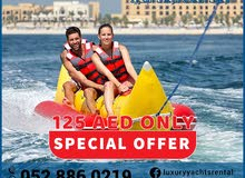 Special Offers For Water Sports in Dubai