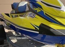 model 2020 super charged 30 hours 70000 dhs with trailer and life jackets