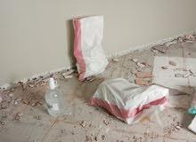 معلم بلاط وسباك محترف صيانة ترميم منزل