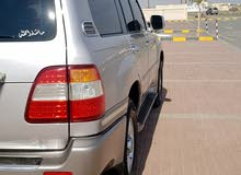 Toyota Land Cruiser 2000 For sale - Silver color