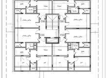 ارض سكنية للبيع منطقة 7 ادوار
